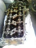 Toyota 2.7 vvti cylinder head for sale