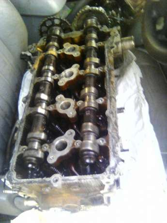 Toyota 2.7 vvti cylinder head for sale Rietvalleirand - image 1
