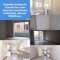 Rynfield Townhouse To Rent