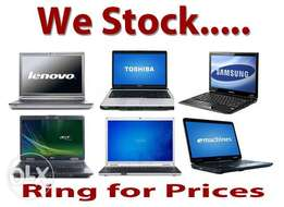 Laptops for sale all makes and brands from 13k wifi webcam