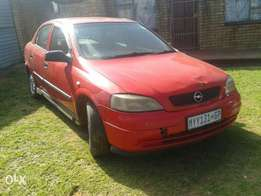 opel astra up for grabs