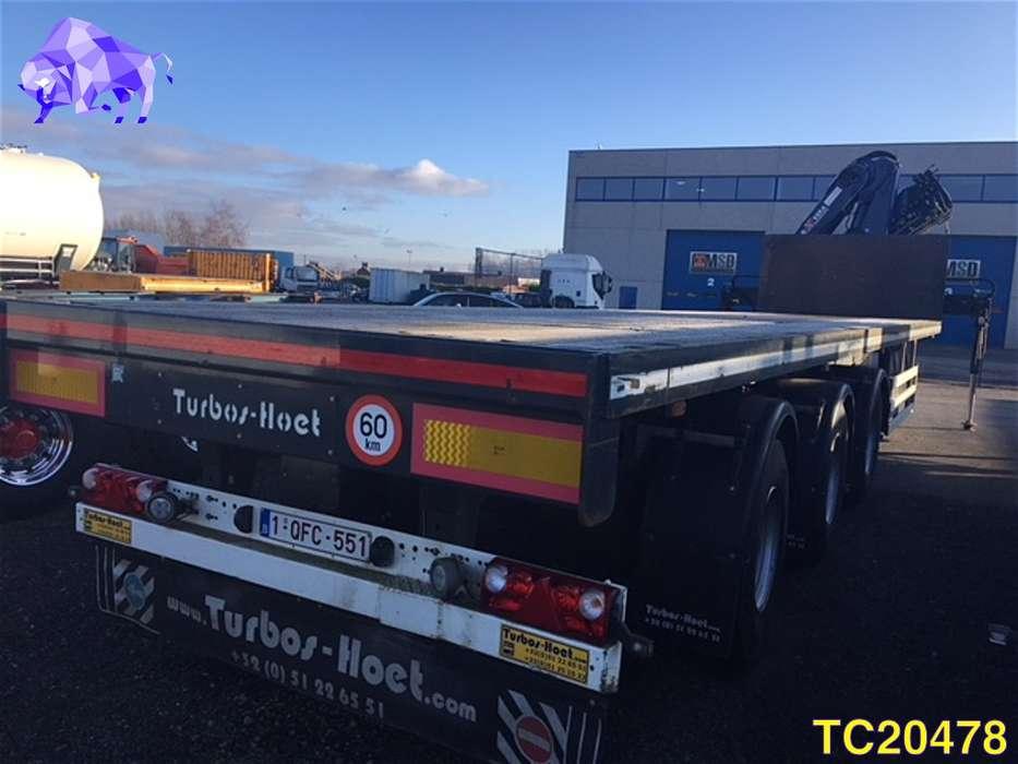 Turbos Hoet  Flatbed - 2014 - image 4