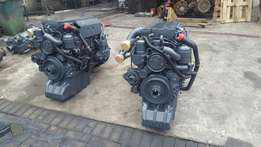 Mercedes atego and Axor om906la engines