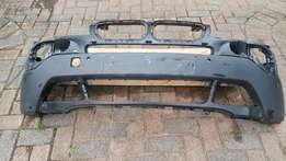 BMW X3 Original Front Bumper for sale