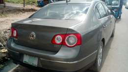 Extremely sharp and sound first body 2006 Passat 4plugs with cold AC