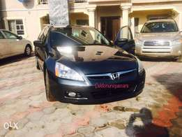 Newly arrived from Canada accident free Tokunbo Honda accord DC 2007