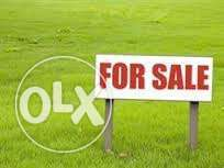 1,687sqm of C of O office complex land for sale in Utako by Arab.
