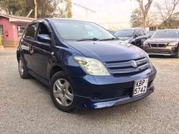 Toyota IST 2004 Locally Used For Quick Sale Asking Price 560,000/=