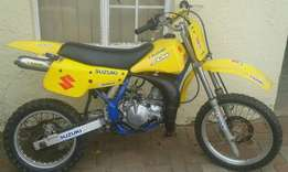 Suzuki RM85 For Sale