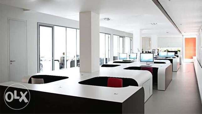 Verdun: 330m high floor office for rent