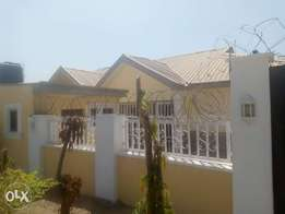 For rent A wonderful 2bedroom with 3 toilet in Efab estate life camp.