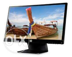 HP 23vx 23-inch LED Backlit Monitor - Brand New