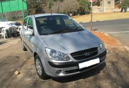 2011 hyundai getz 1.6 for sale