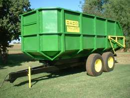 DACO Tipper Giant Series Trailer
