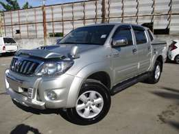 Double Cabin Toyota Hilux Foreign Used 2011 Just Arrived 3,200,000/=