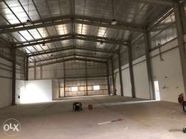 Brand new ware house / workshop Approval for Carpentry&Aluminium