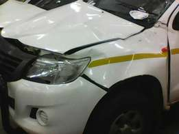We buy accident damaged cars for cash