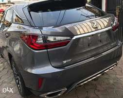 2017 lexus RX 350 just like brand new