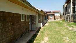 Vacant Two Bedroomed House In A Compound Of Four Other Tenants.
