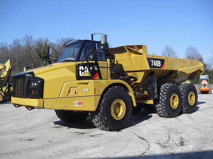 Caterpillar 740 B - 2013