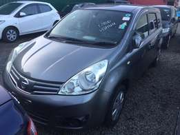 clearance sale on Nissan note