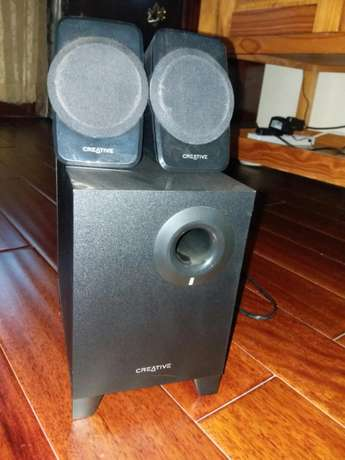 Creative 2.1 Speakers. Westlands - image 1