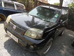 Nissan extrail kBP well maintained