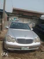 Very first body Mercedes Benz C240 with full option for cheap sell