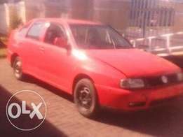 VW Polo Classic 1.8 Lux 1998