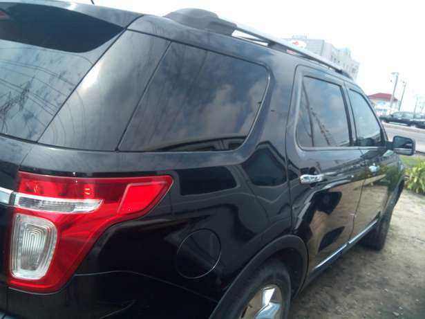 Reg 014 Ford Explorer Limited Edition Lagos - image 6