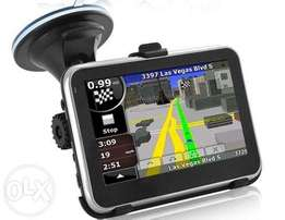 NEW Car GPS Navigation Navigators with IGO South Africa map at R800