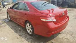 Accident free 2010 toks Camry sport edition