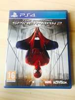 Just like new Amazing Spider-Man 2 ps4