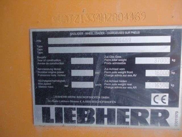 Liebherr L586 XPower® - 2017 - image 6