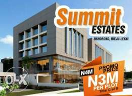 Buy a plot of land with C of O for only N3m!