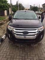 ford edge 2012 model tokunbo