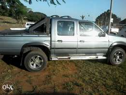 Nissan sanni 2.7diesel double cab R53000 or swap for a small car