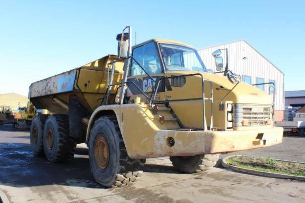 Caterpillar 740 - 2008