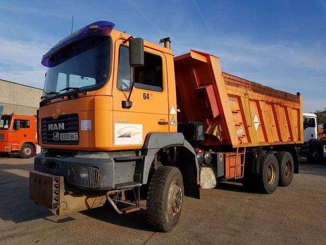 MAN Fe 410 A 6x6 - 2001
