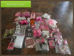 Various Bachelor and Bachelorette Items for Sale