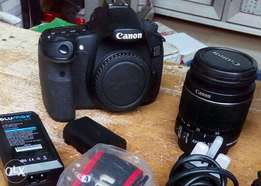 Canon EOS 60D with 18-55mm lens.