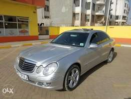 Mercedes Benz E 350 v6 engine,with sunroof