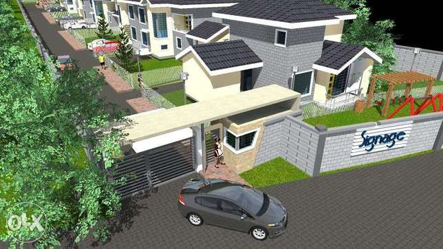 4 Bedroom ultra modern mansionettes with DSQ sale Ngong Township - image 6