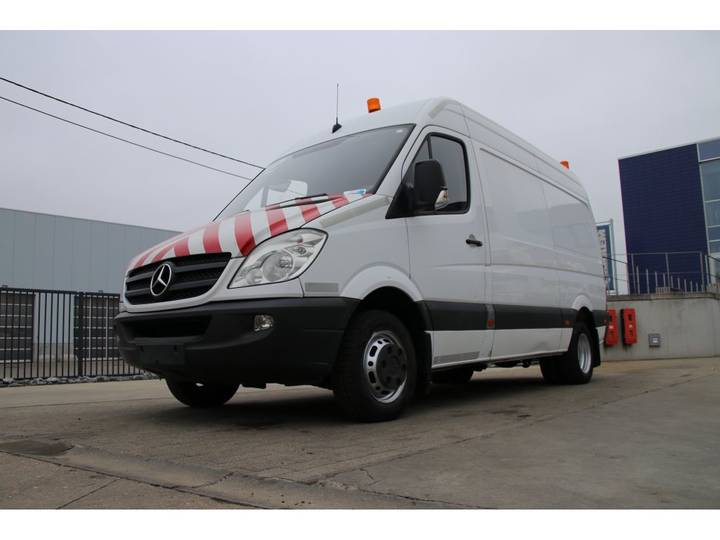 Mercedes-Benz SPRINTER 519 CDI - 138.760 KM - 2010