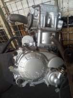 Zongshen engines 200cc water cooled