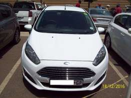 2013 Ford Fiesta 1.0 EcoBoost Automatic