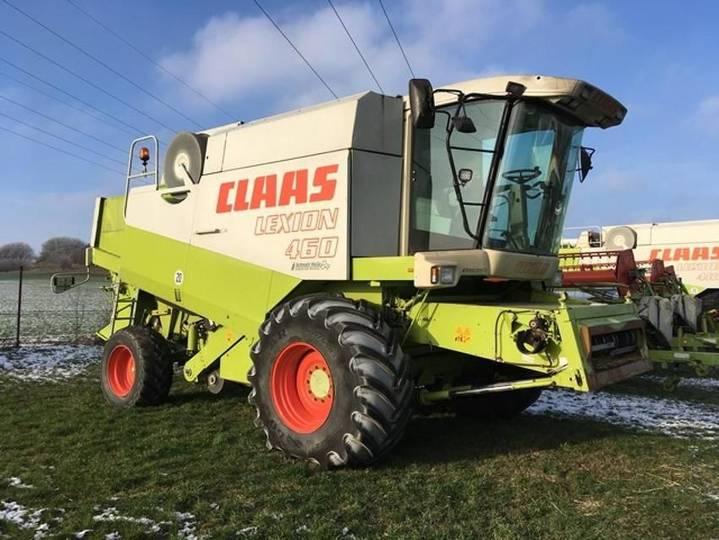 Claas lexion 460 - 1996