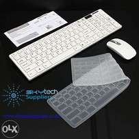 Ultra Thin Wireless Keyboard