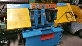 horizontal bandsaw lf-bs12a used for sale with autofeed