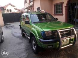 Sharp clean Nissan xterra buy and be at rest.